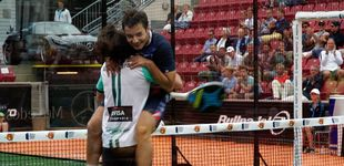 Post de Los número 1 caen en octavos de final del Swedish Padel Open de Bastad