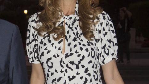 Juliana Awada, la 'reina' del concierto en el Teatro Real de Madrid