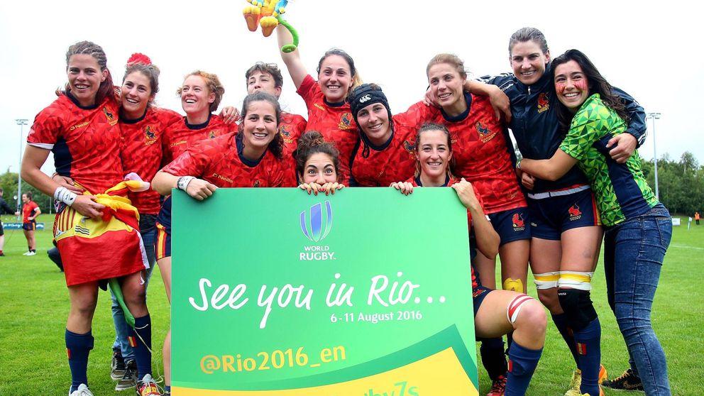 Algo no encaja en el rugby español tras conseguir el pleno para los Juegos