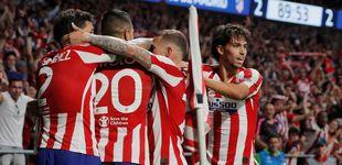Post de Las dos caras del Atlético ante la Juve: frágil en defensa, bravo en ataque
