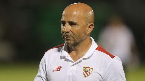 Jorge Sampaoli lanza un aviso a Zidane: Jugaremos sin miedo ante el Madrid