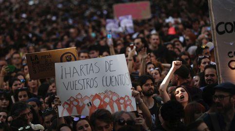 Protestas en toda España por la puesta en libertad de La Manada