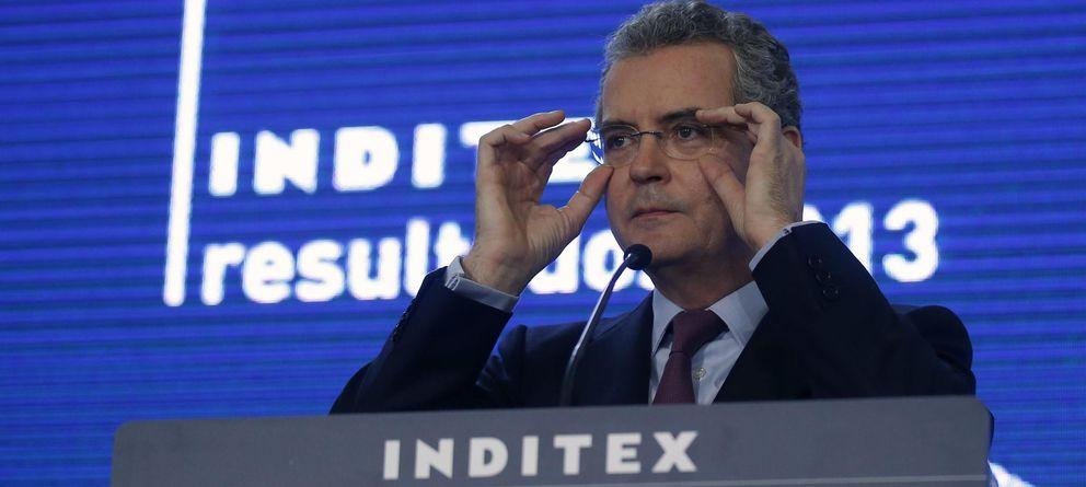 Foto: El presidente y consejero delegado de Inditex, Pablo Isla
