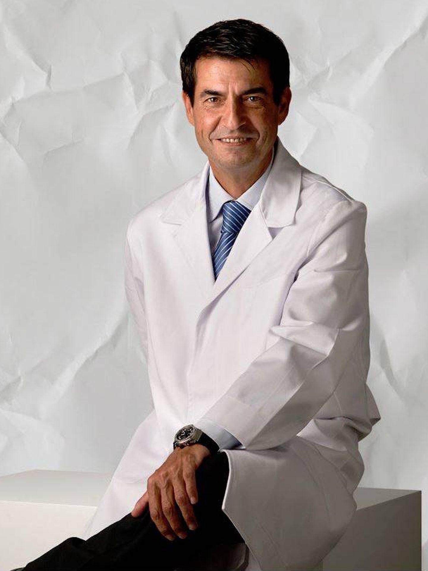 El doctor Manuel Sánchez. (www.desanchez.es)