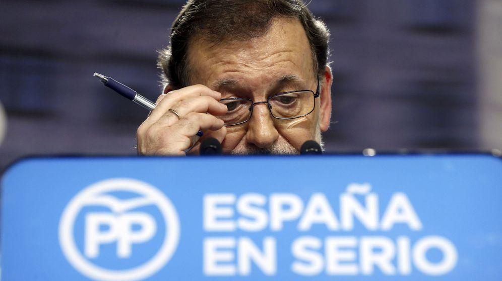 Foto: El presidente en funciones del Gobierno, Mariano Rajoy. (EFE)