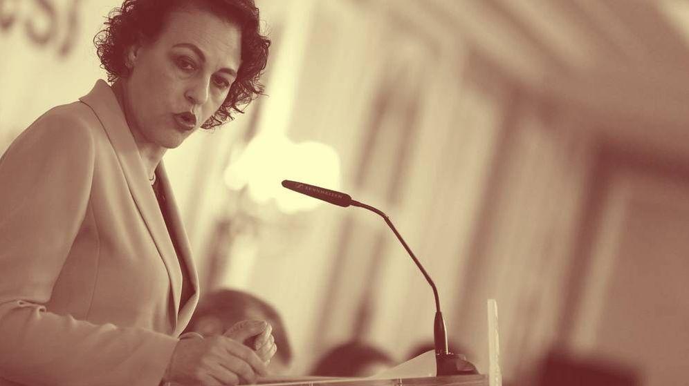 Foto: La ministra de Trabajo, Magdalena Valerio. (EFE)