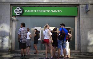 Los inversores de EEUU huyen de la banca europea tras el caso BES