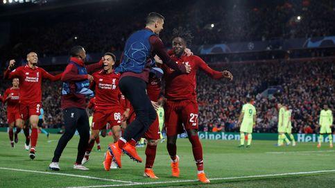 Liverpool - FC Barcelona en directo: resumen, goles y resultado