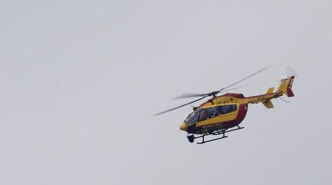 Mueren tres operarios de rescate en un accidente de helicóptero en el sur de Francia