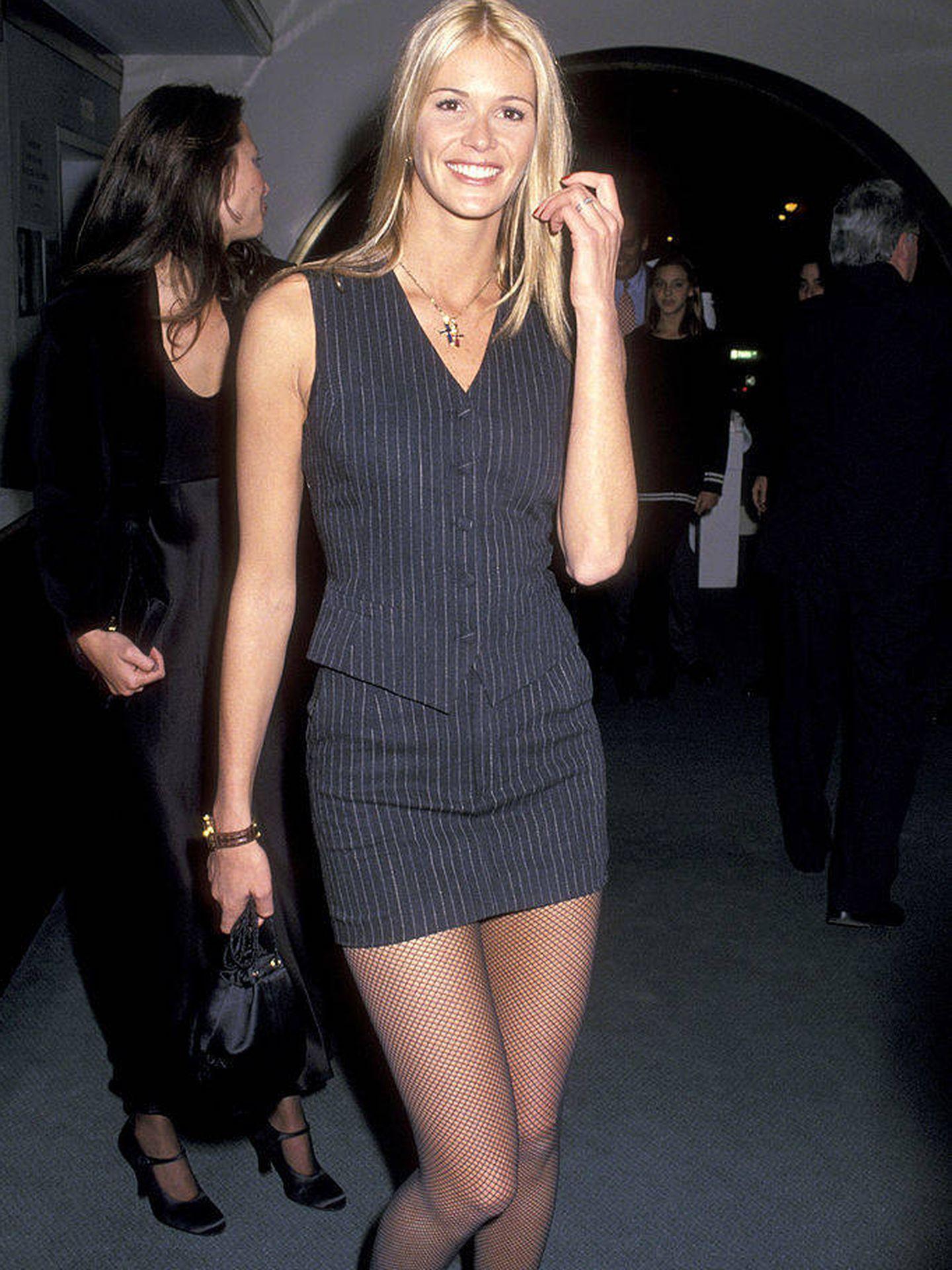 Elle Macpherson, en 1994. (Getty)