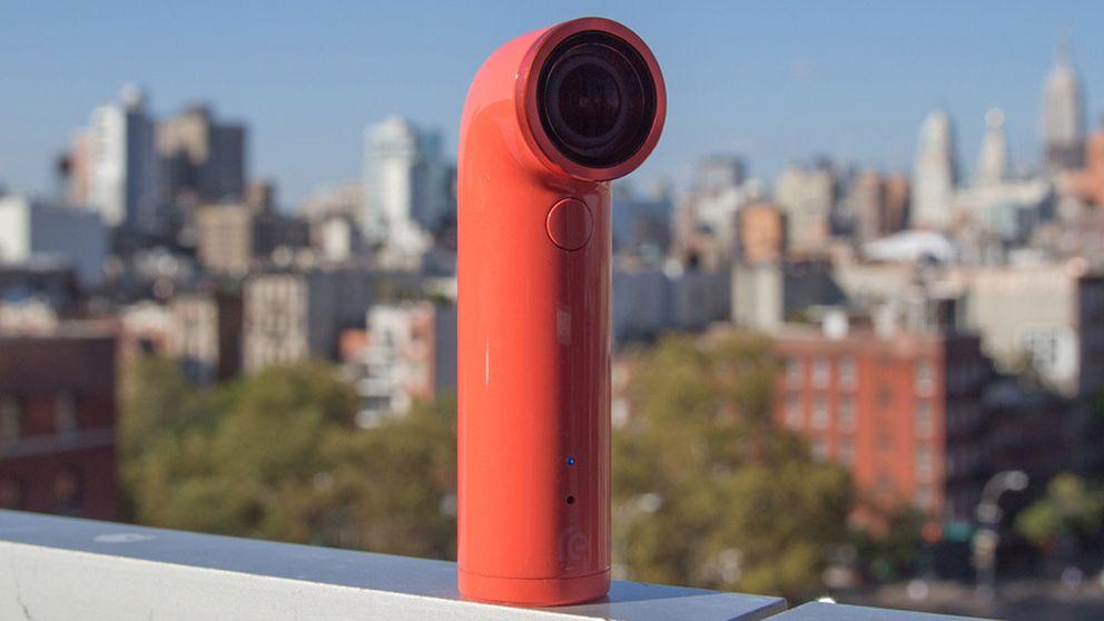 Hey HTC, ¿quién quiere una cámara sin pantalla y sin visor?