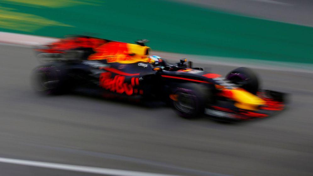 Foto: Red Bull podría montar motores Honda en 2019. (Reuters)