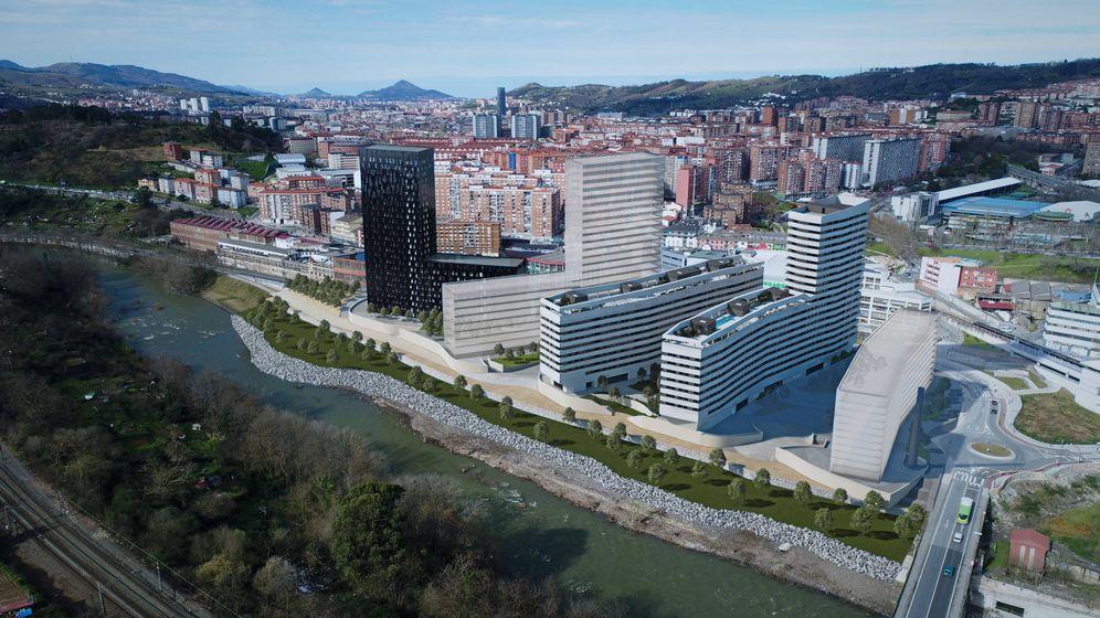 Foto: Promoción de Neinor Homes en Bilbao.