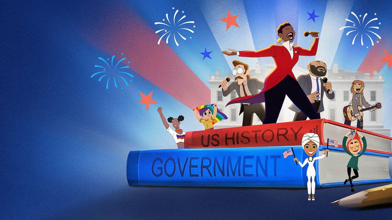 Imagen promocional de 'Estamos unidos'. (Netflix)