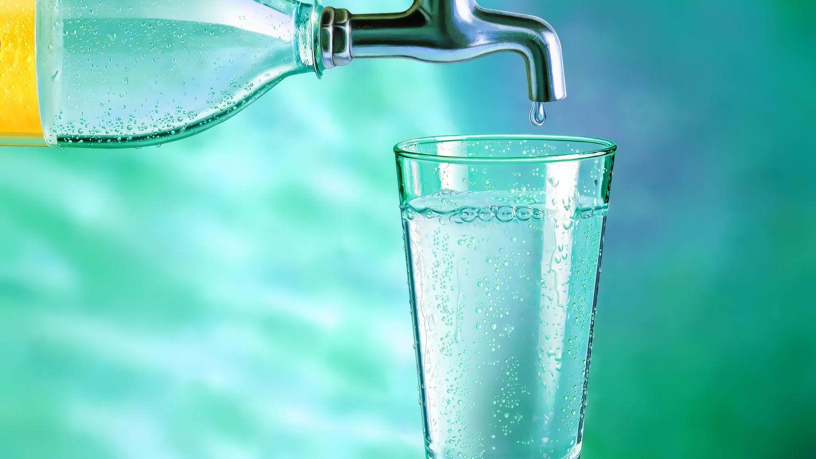 Foto: ¿El agua es agua venga de donde venga? (iStock)