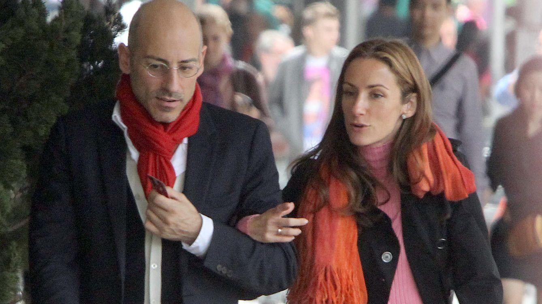 Foto: Jaime del Burgo junto a su mujer, Telma Ortiz (Gtres)