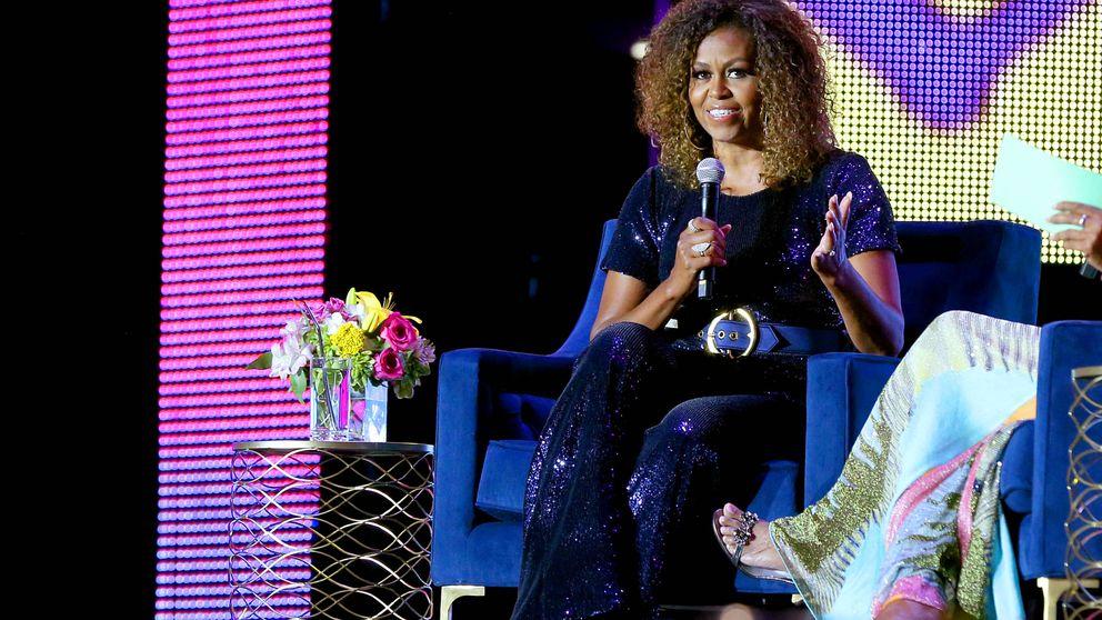 El mensaje que esconde el nuevo look capilar de Michelle Obama