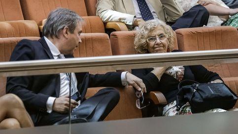 Lo de Carmona no va a ser el último charco en Madrid