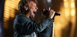 Post de Jon Bon Jovi, reconvertido en cantante de cruceros, recala en Mallorca