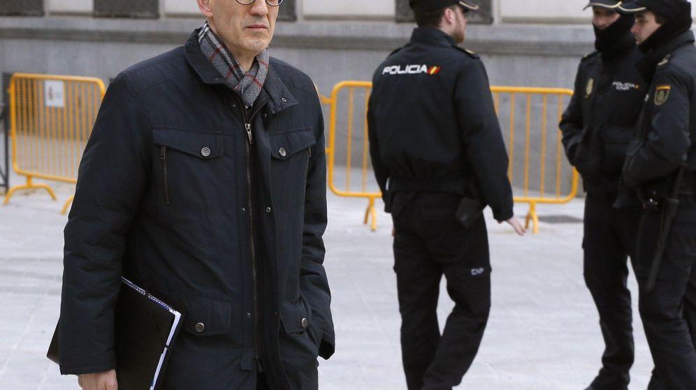 Foto: El exdirectivo del Banco de España, Pedro González, en 2017 (Efe)