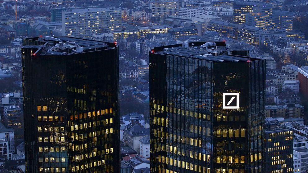 EEUU quiere multar a Deutsche Bank por las hipotecas basura y el valor se despeña