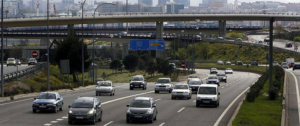 Foto: Las constructoras reclaman otra tasa, la Euroviñeta, para rentabilizar las autopistas