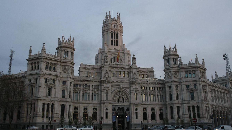 Foto: Sede del Ayuntamiento de Madrid. (EFE)
