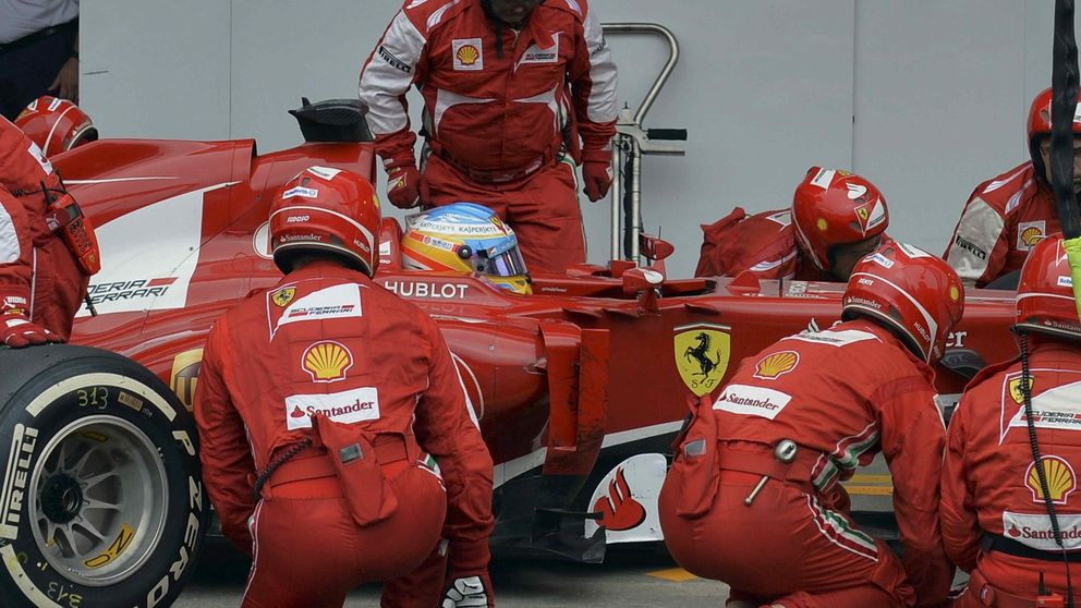 Fernando Alonso se dará tres carreras 'contra' Raikkonen