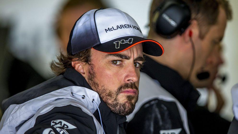 Alonso, resignado ante la ausencia de McLaren en Q3: No estamos todavía...