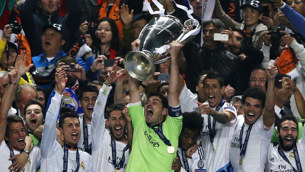 El Real Madrid conquista su décima Copa de Europa