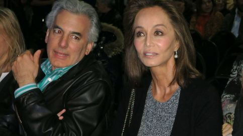 Álvaro Vargas Llosa y su novia libanesa, 'amadrinados' por Isabel Preysler