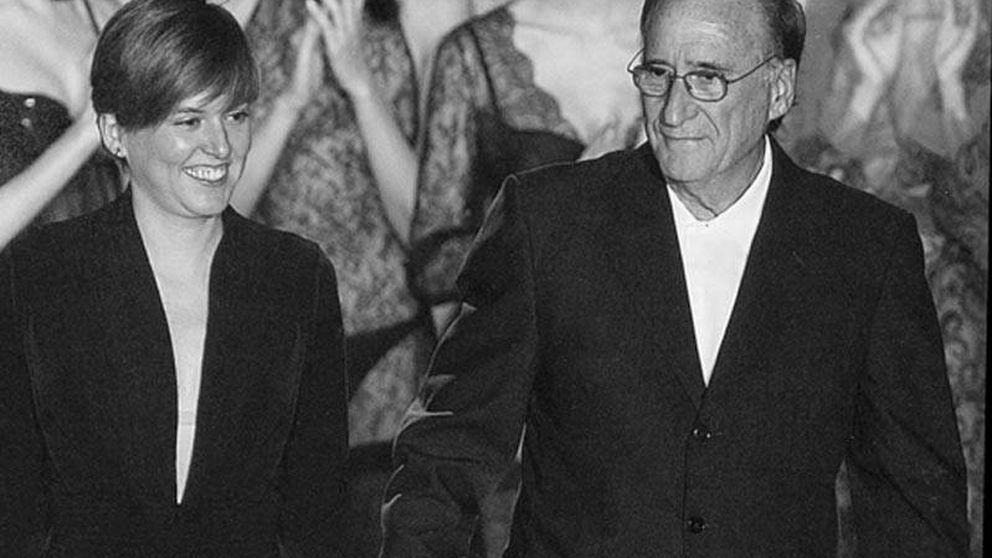 Muere Andrés Sardá, el diseñador español genio de la lencería