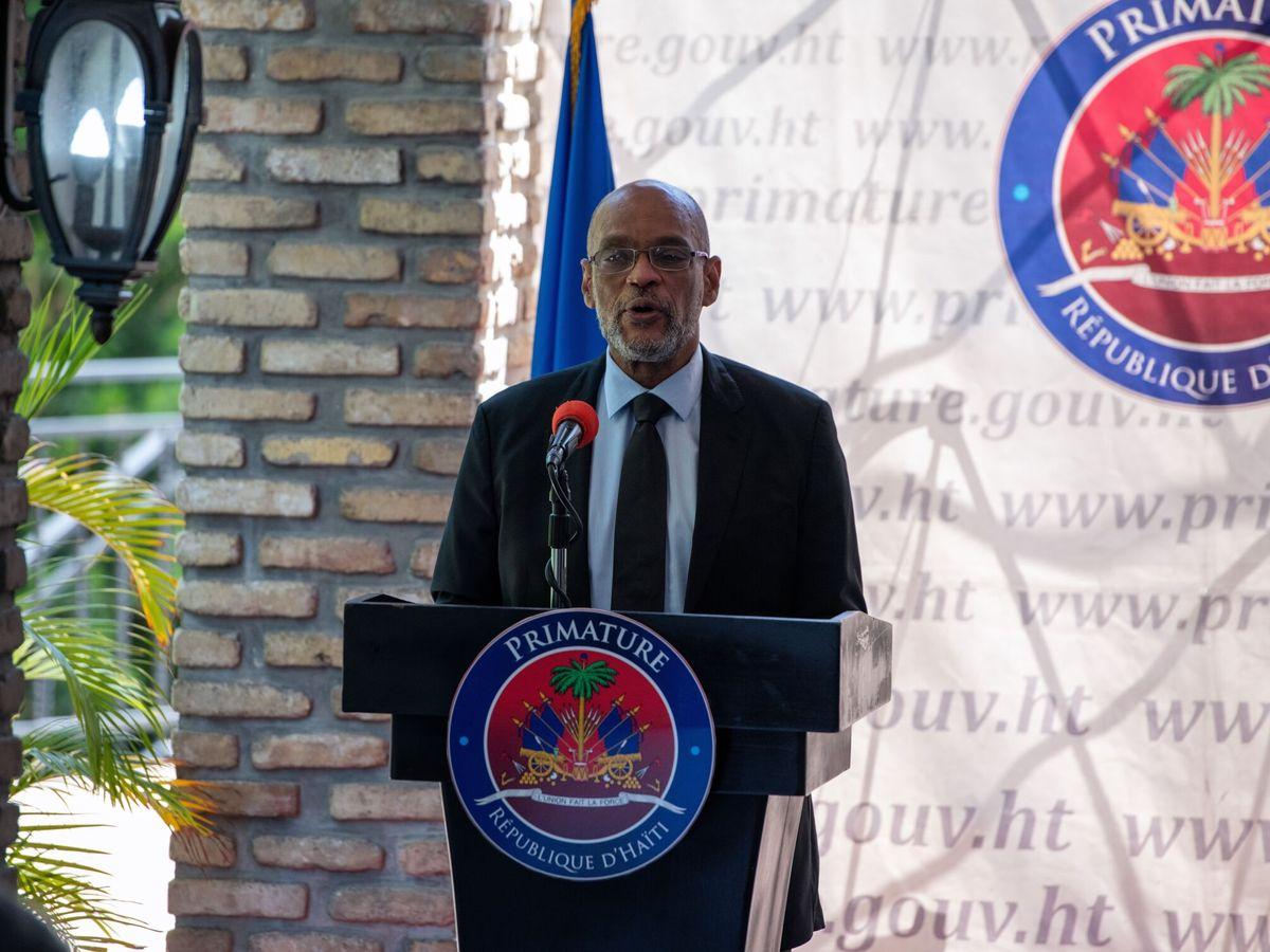 Foto: El primer ministro de Haití, Ariel Henry. (EFE)
