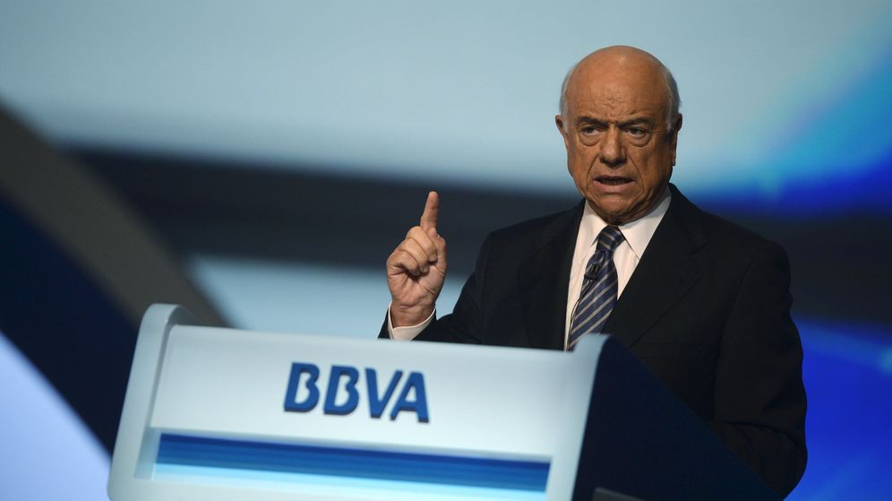 Foto: El presidente del BBVA. (Foto: Reuters)