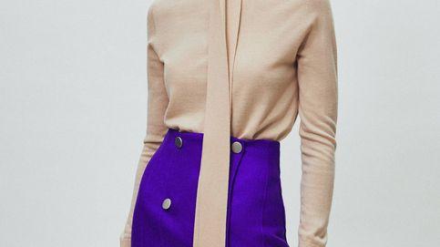 Esta falda de Massimo Dutti afina la cintura, adelgaza el abdomen y alarga la figura