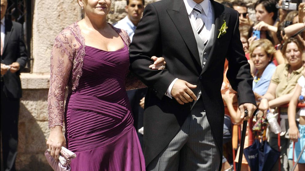 Las mejores imágenes de la boda de cuento de hadas de Bustamante y Paula Echevarría