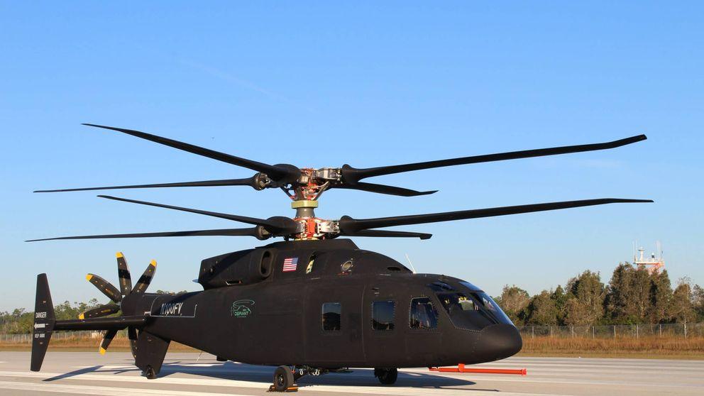 El extraño helicóptero de doble rotor llamado a sustituir al mítico Black Hawk