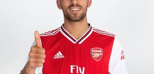 Post de La fuga de Ceballos al Arsenal que en el Real Madrid asumen como provisional