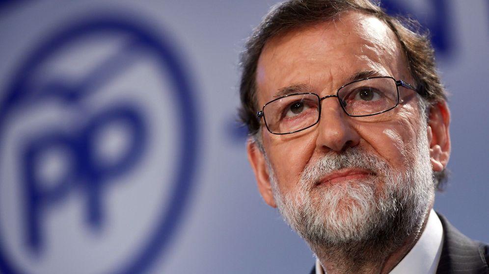 Foto: El expresidente del Gobierno y del PP Mariano Rajoy. (EFE)