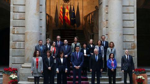 Árboles, bengalas, neumáticos... los CDR buscan paralizar Cataluña