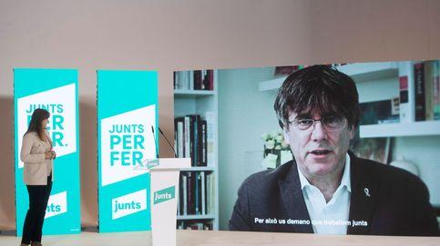 Dominar las calles. Puigdemont se propone el control total de un nuevo 'procés'