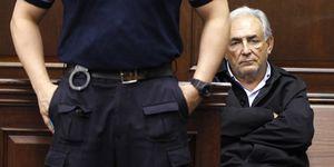 Strauss-Kahn recibirá una pensión vitalicia de 80.000 dólares al año tras dimitir del FMI
