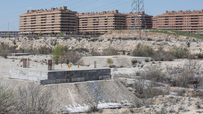 En El Quiñón se finalizaron 5.096 viviendas de las 13.000 proyectadas. (D.B.)