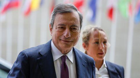 Draghi prepara los tipos negativos: si no hay mejoría, habrá más estímulos
