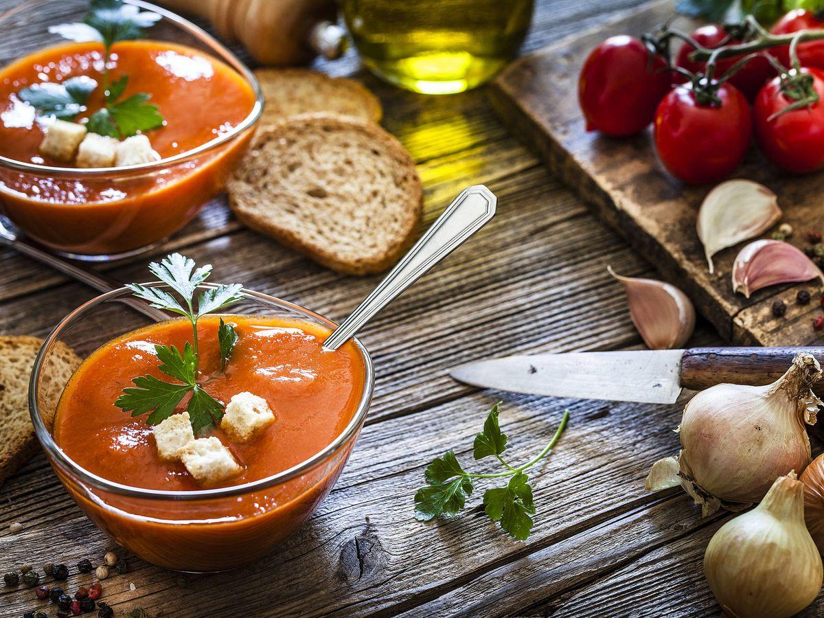 Foto: La dieta mediterránea vuelve a ser elegida la más saludable. (iStock)