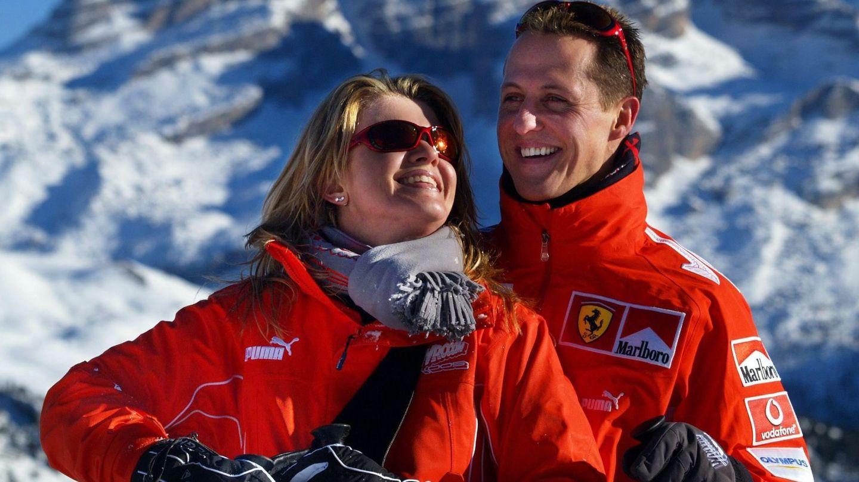 La pareja, en una imagen de archivo. (EFE)
