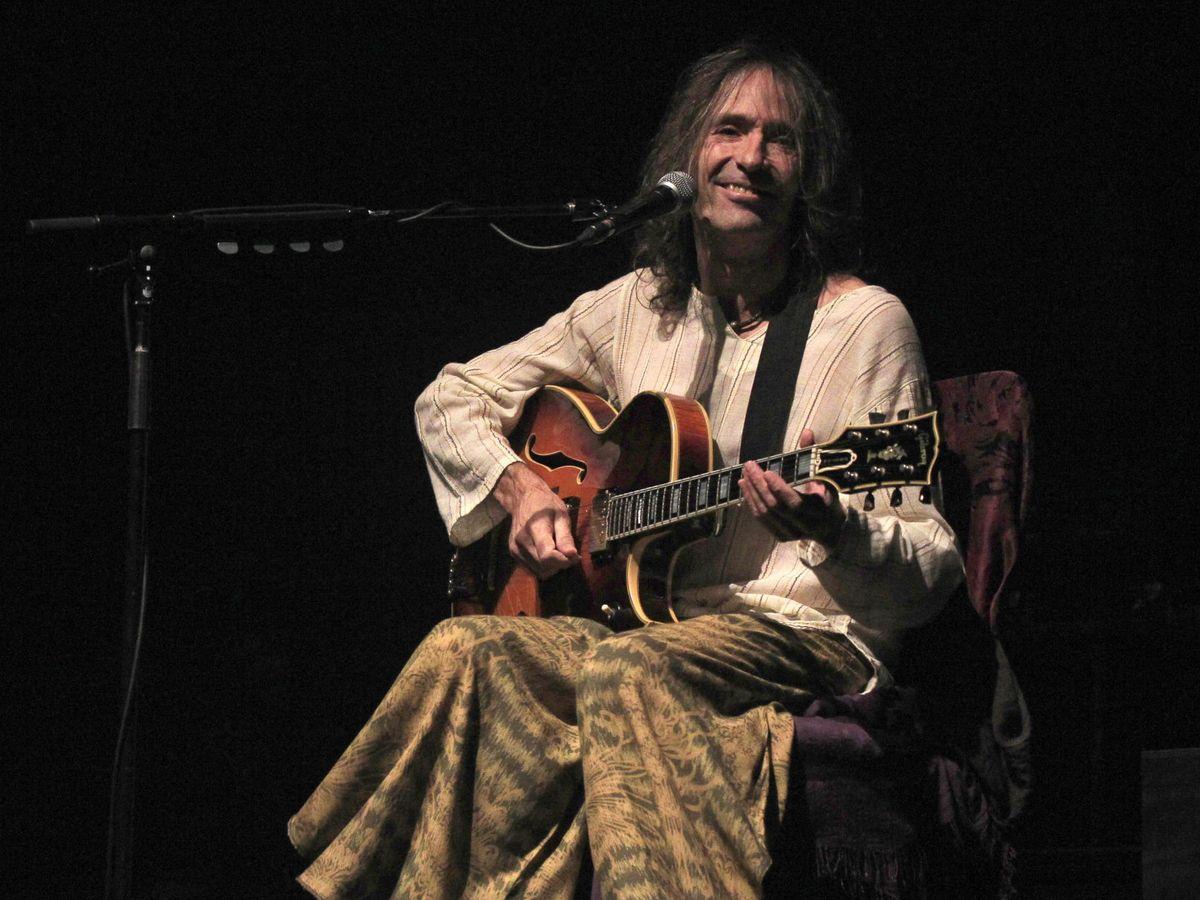 Foto: El cantante y compositor Robe Iniesta. (EFE)