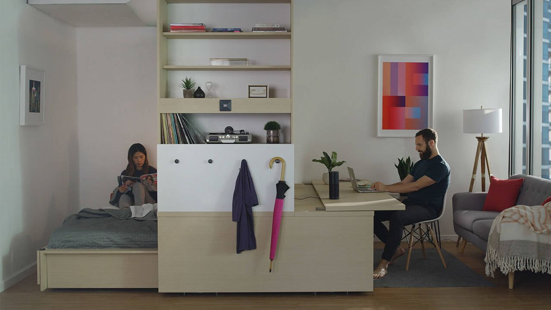 El éxito de este invento vasco recuerda que todos vamos a acabar viviendo en minipisos