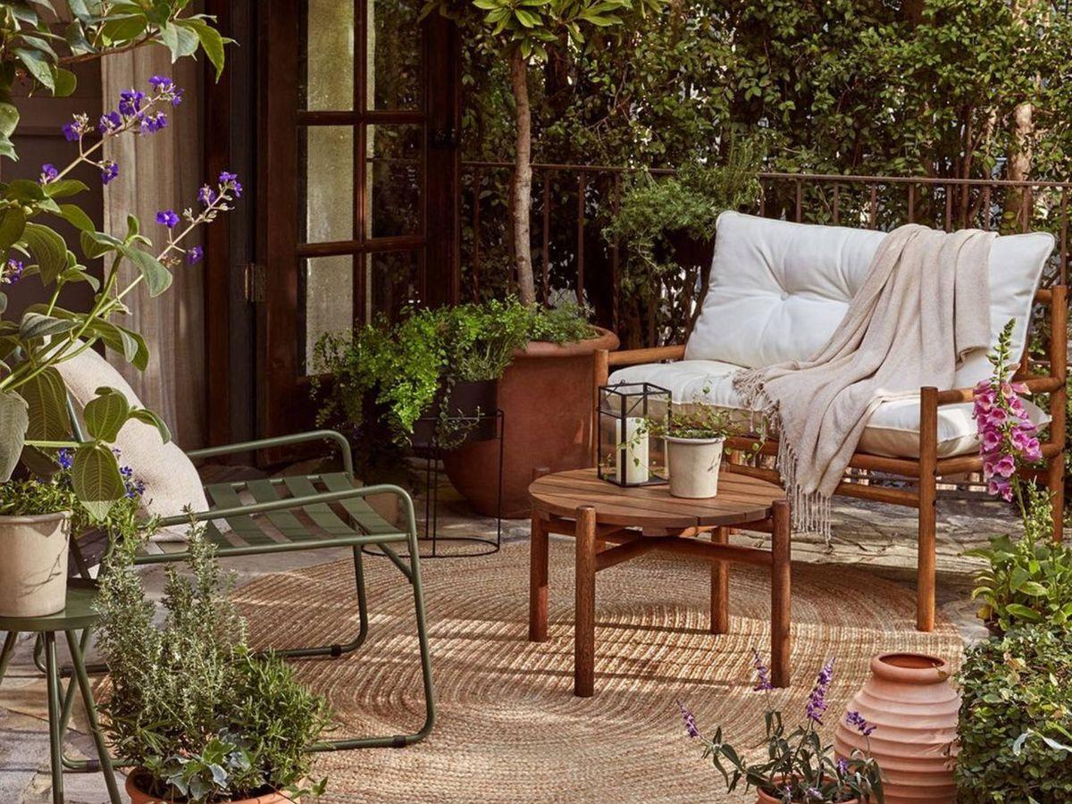 Foto: Decora tu casa con productos sostenibles de HyM Home. (Instagram @hmhome)