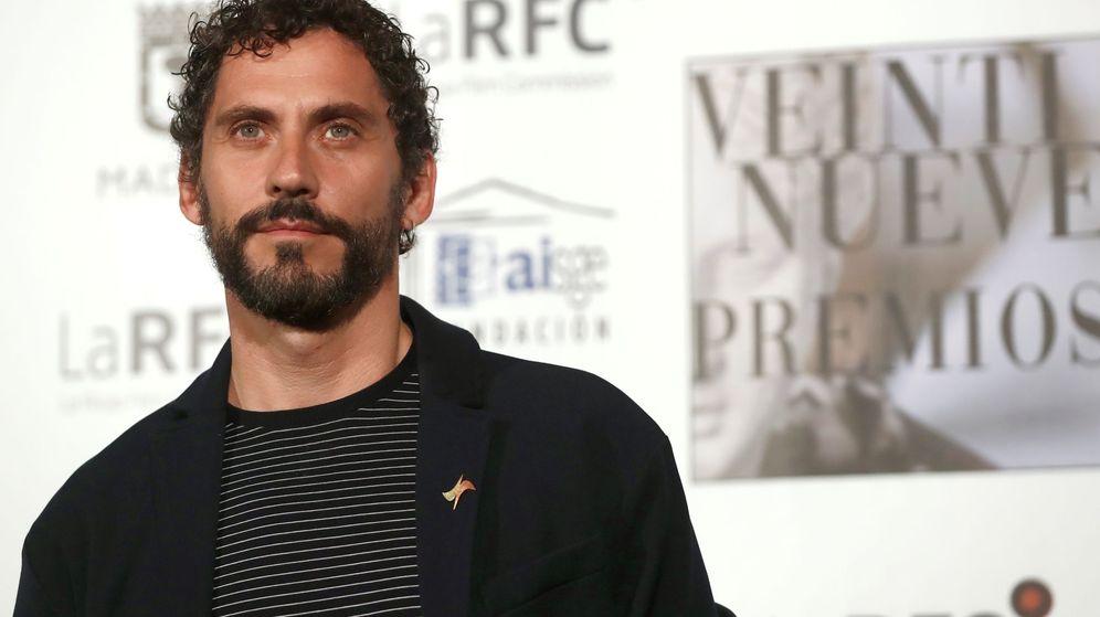 Foto: Paco León, en la 29 edición de los Premios de la Unión de Actores y Actrices. (EFE)